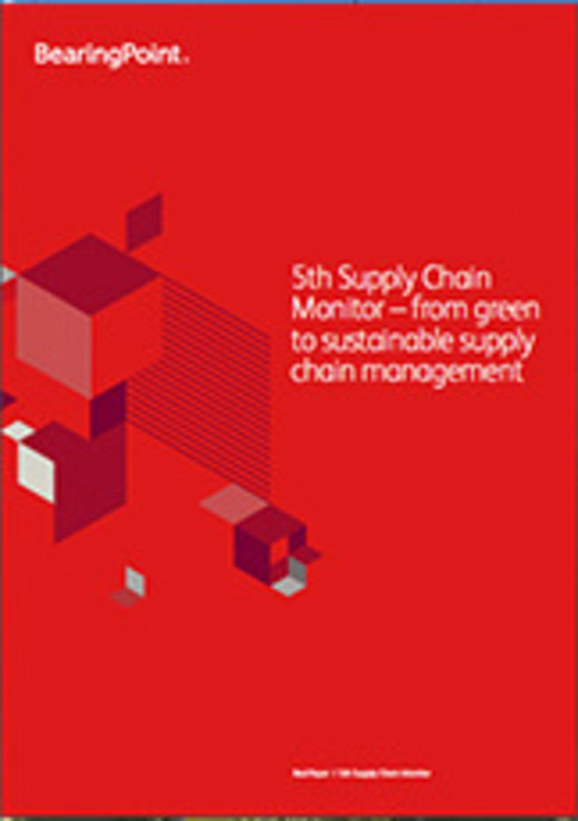 Download the study here. 5th Supply Chain Monitor