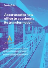 Accor creates new office to accelerate its transformation