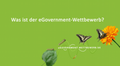 Video eGovernment-Wettbewerb