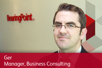 Ger, Business Consulting Manager