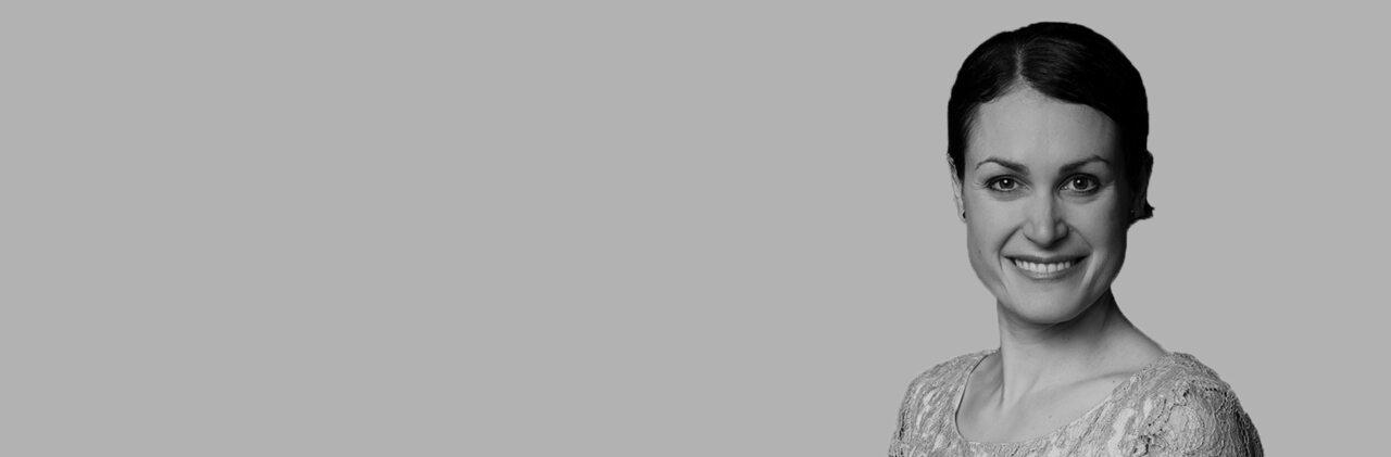 Laura Meyer, UBS Switzerland, Head of Digital Distribution