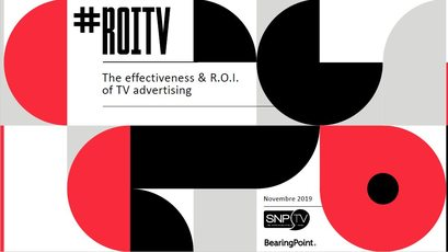 The effectiveness & R.O.I. of TV advertising