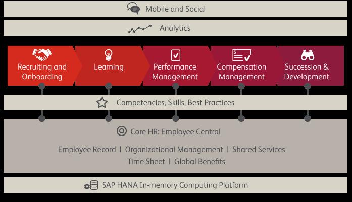 SuccessFactors HCM Suite | BearingPoint Ireland